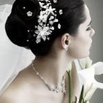 Fryzura ślubna - salon Fryzjerski Exclusive